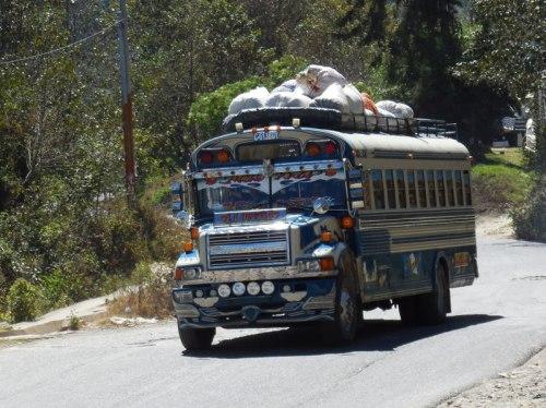 Chicken bus 2