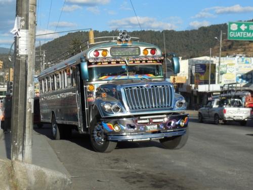 Chicken bus 5
