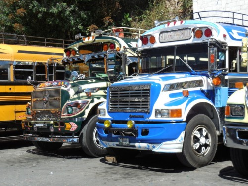 Chicken buses 2