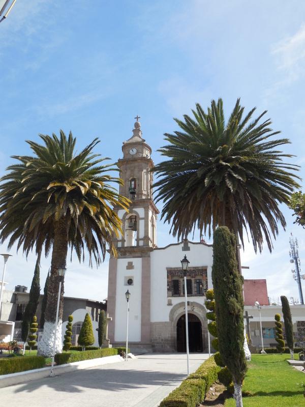 Church in San Martin