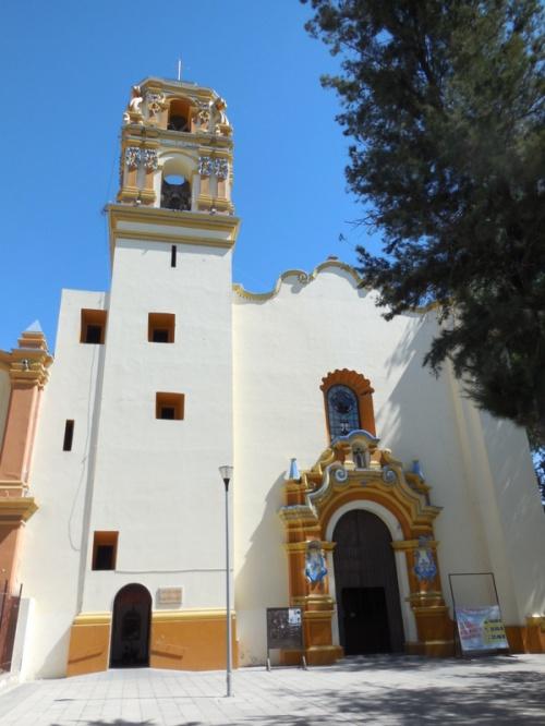 Church in Tehaucan 1