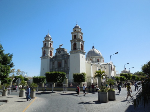 Church in Tehaucan 2