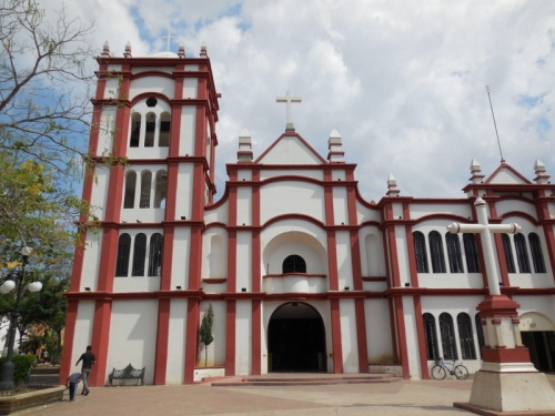 Cintalapa church