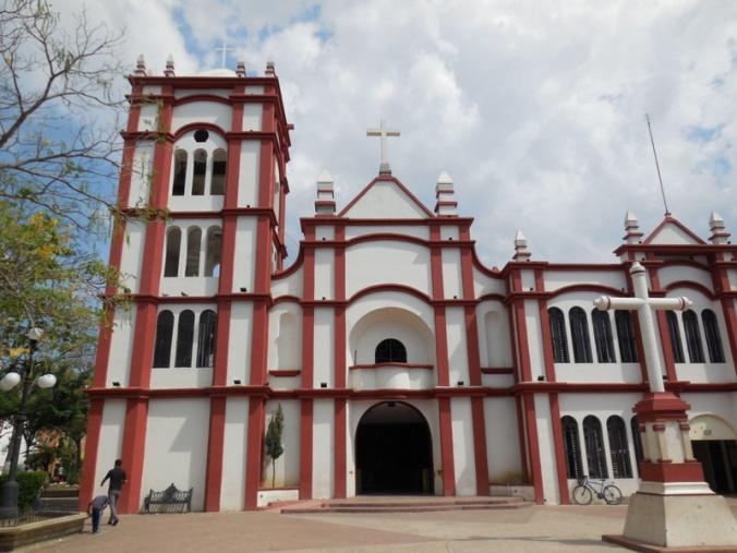 Cintalapa church