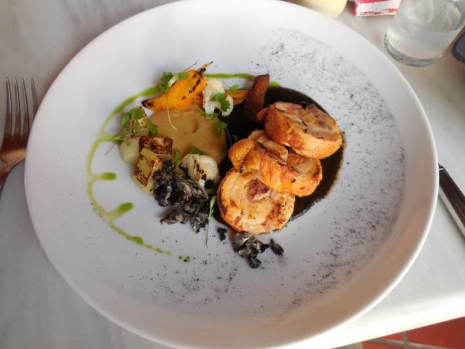 Dinner - chicken mole