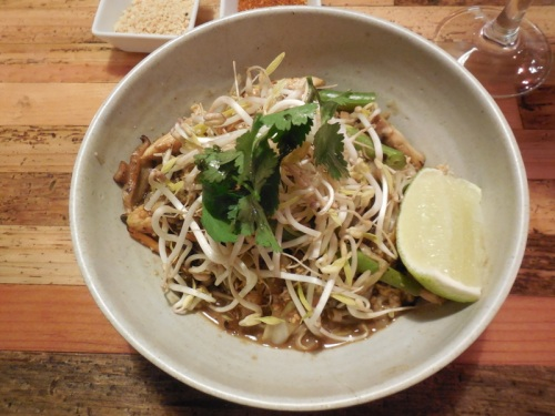 Dinner - Pad Thai Gai