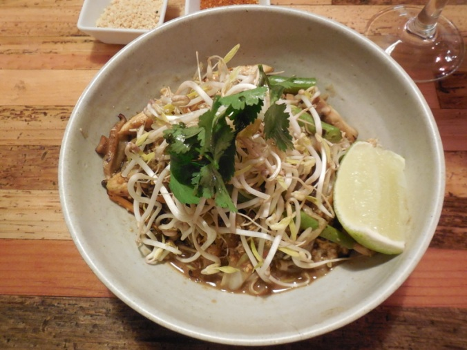 Dinner - Pad Thai Gai