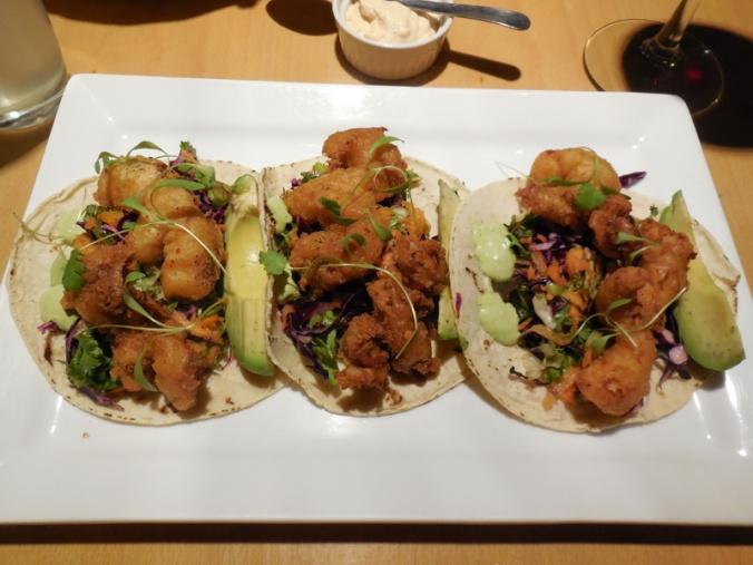Dinner - Shrimp Tacos