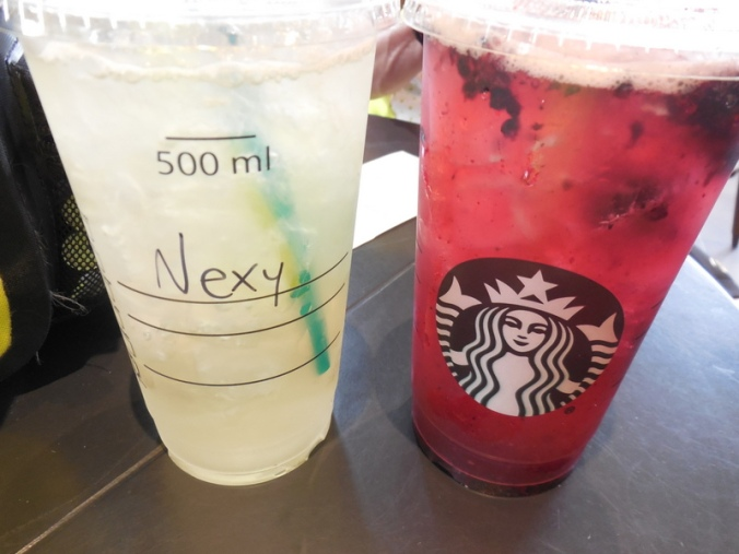 Drinks for Nexy