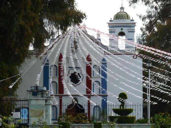 El Tule Church