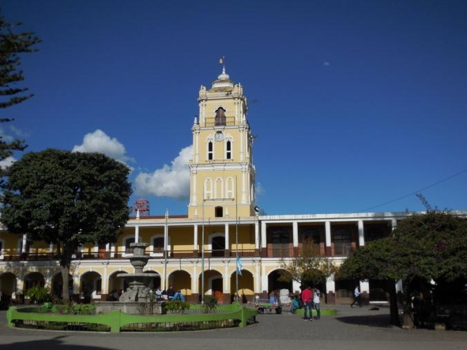 HeuHue town hall