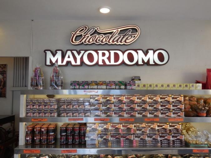 Mayordomo Chocolate 1