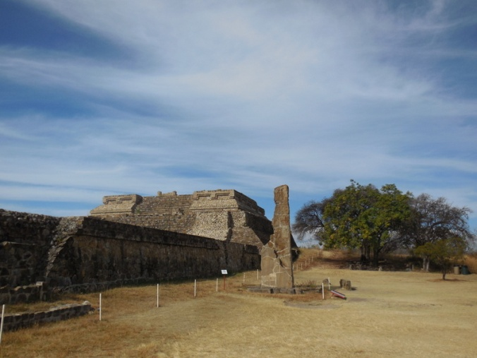 Monte Alban buildings 3