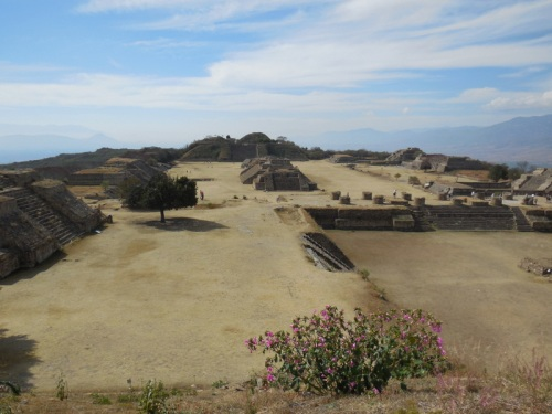 Monte Alban looking south 1