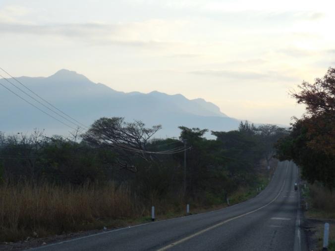 Morning Sierra Madres 1