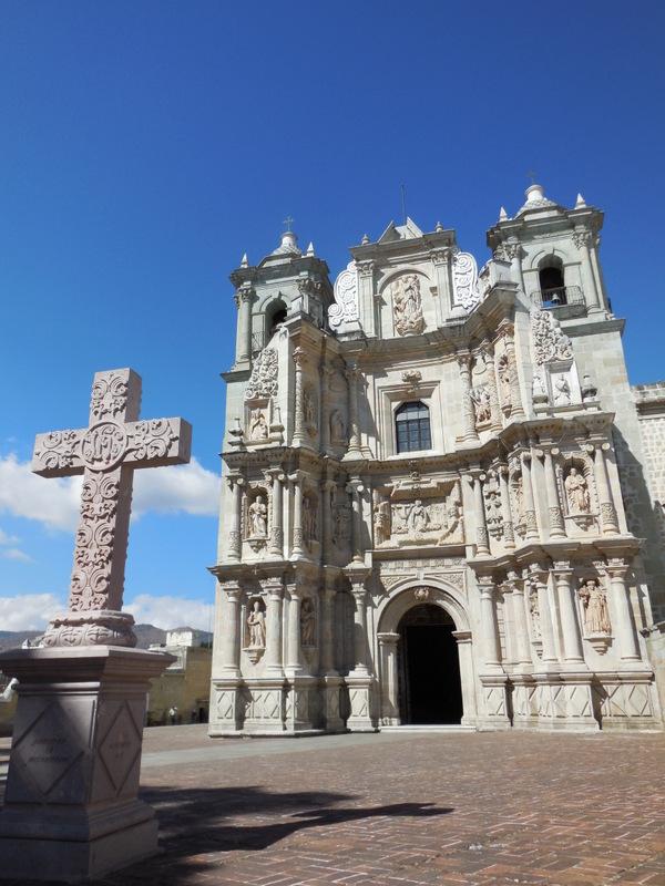 Oaxaca church 3