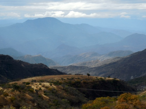 Oaxaca Mountains 1