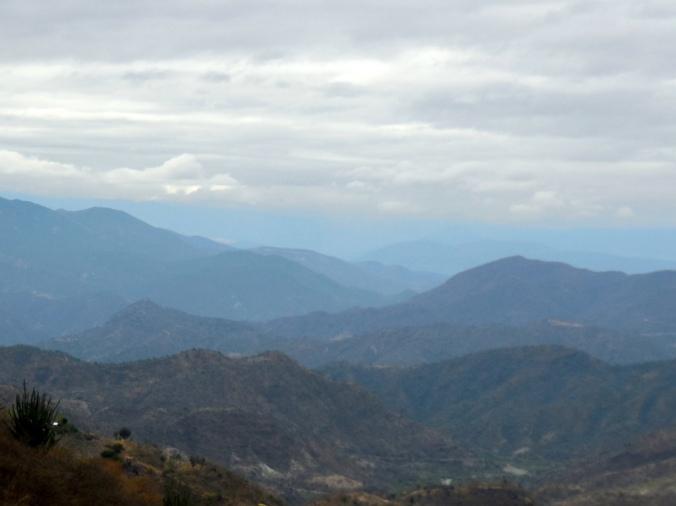 Oaxaca Mountains 2