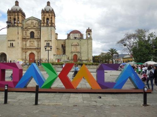 Oaxaca street scene 2