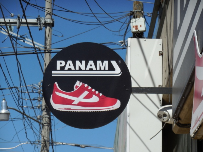 Our first sign of the PanAm