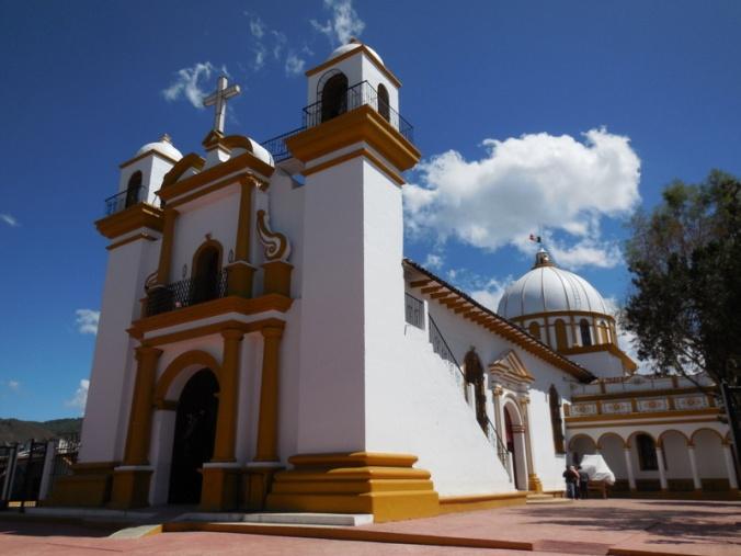 San Cristobal church 2