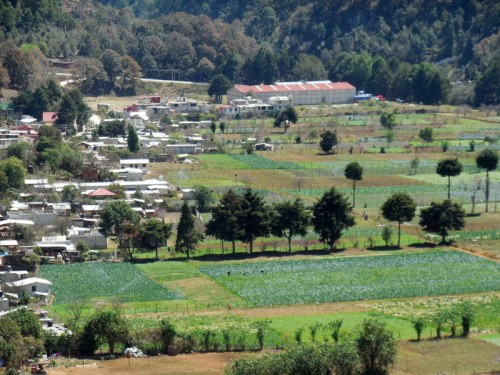 San Cristobal town edge