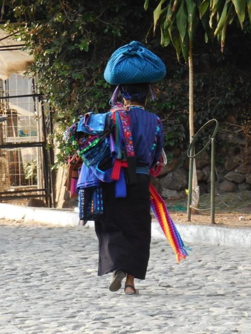 Street seller 3