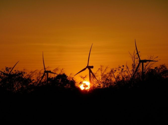 Sunrise this morning 14