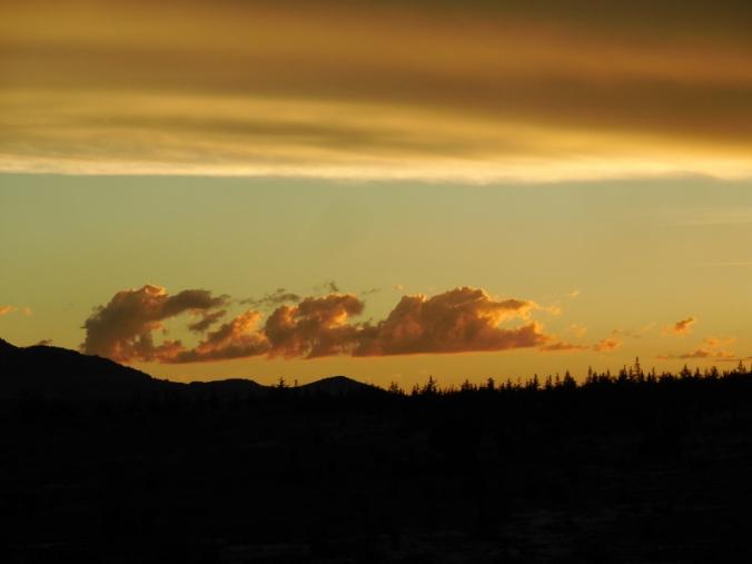 Tepelmeme sunset 2