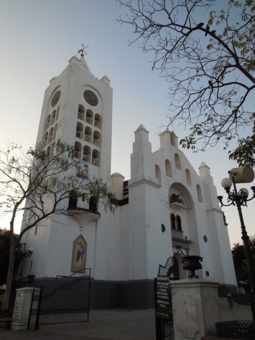 Tuxtla church
