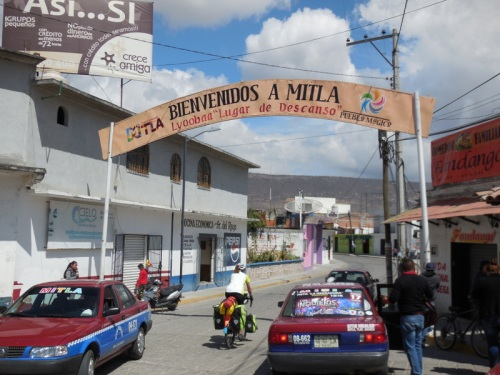 Welcome to Mitla