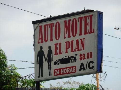 A Plan auto hotel 1