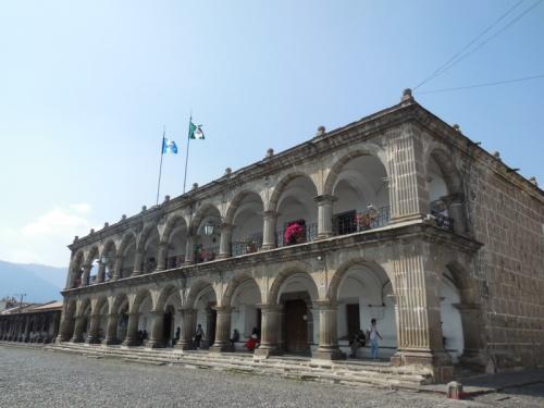 Antigua building 1