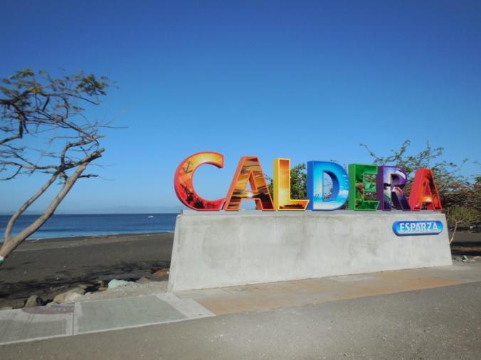Caldera the town