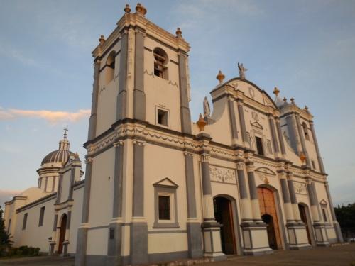 Church in Rivas
