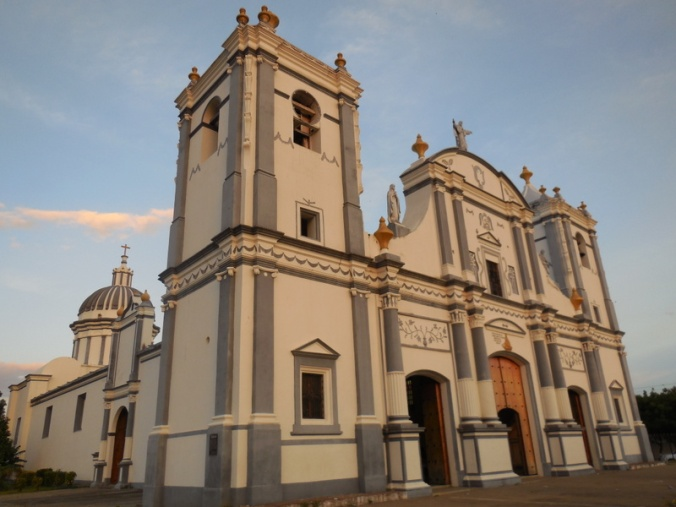 Church in Rivas
