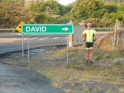 David, not Dave, Davey or Dave Sab