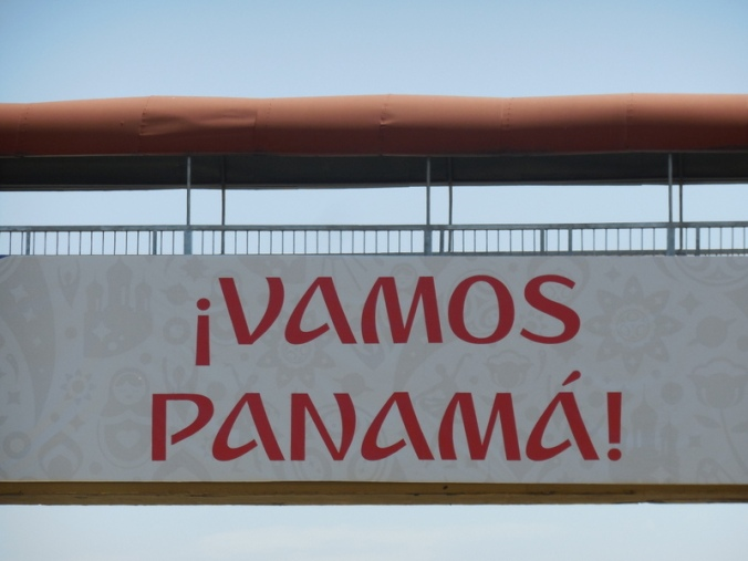 Go Panama - world cup 2