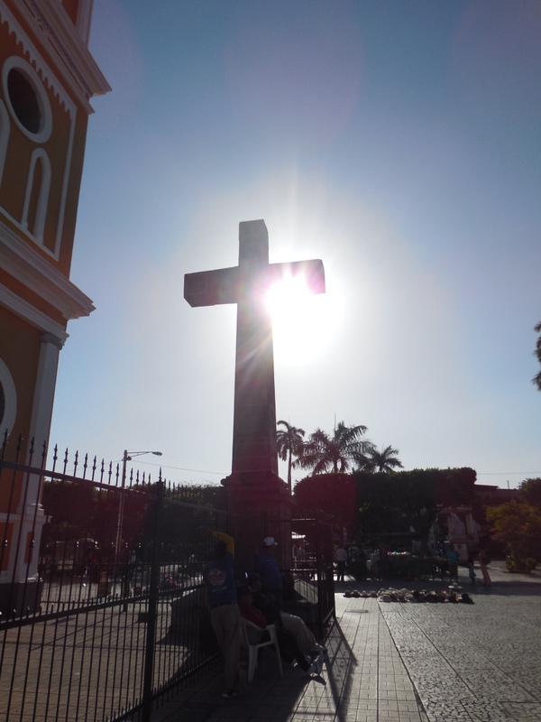 Granada cross