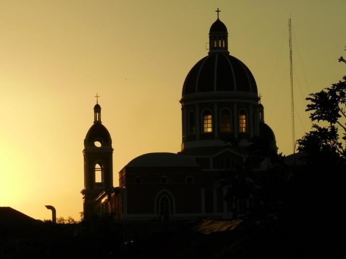Granada sunset 2