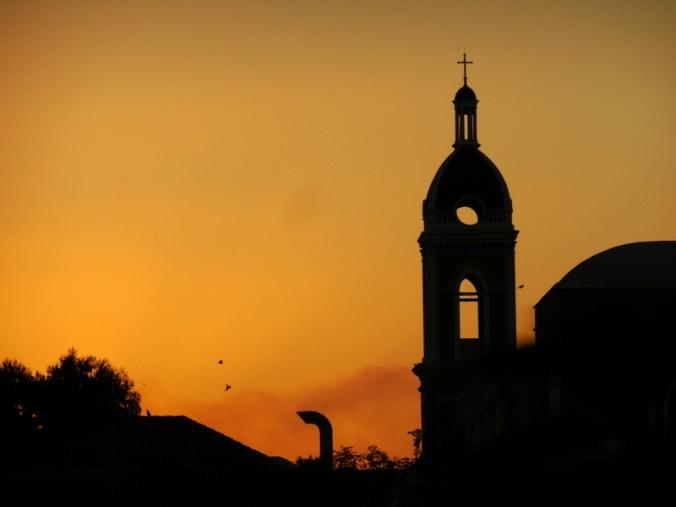 Granada sunset 6