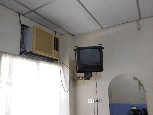 HP- AC and TV