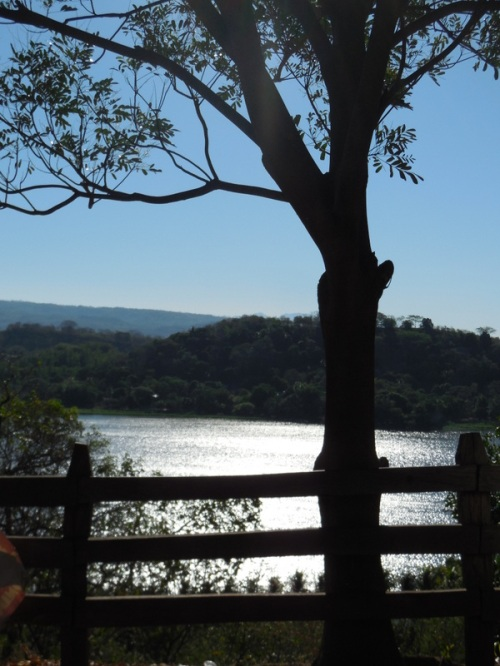 Lake in Guatemala 1