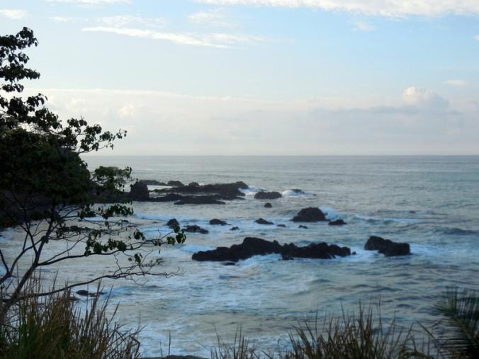 Morning sea view 2