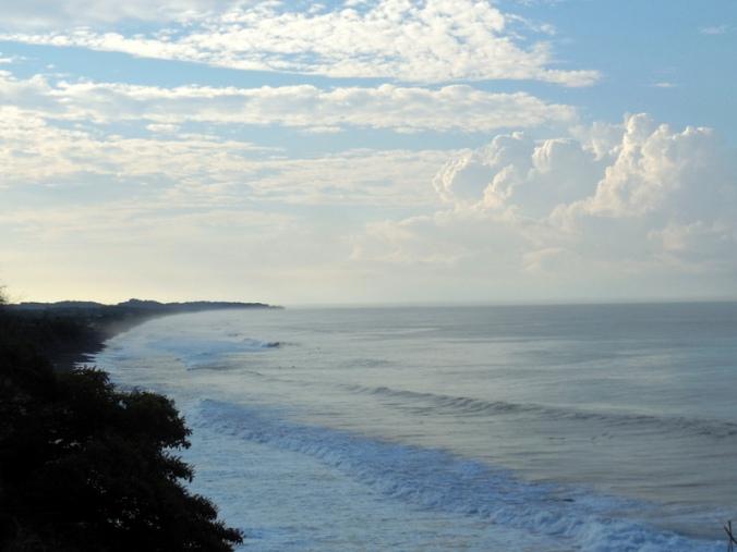 Morning sea view 3