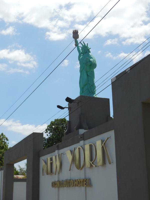 New York grand auto hotel