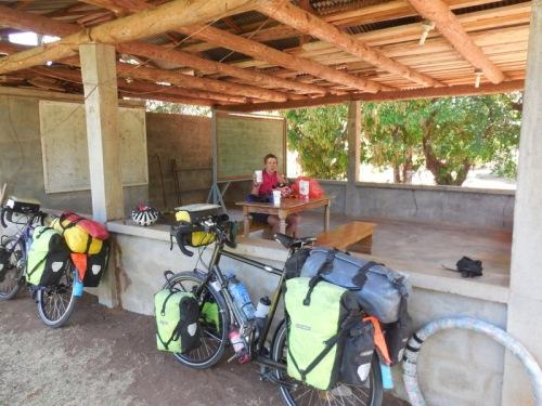 Our pavilion