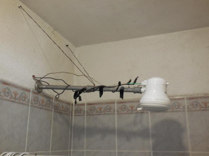Our shower - safe