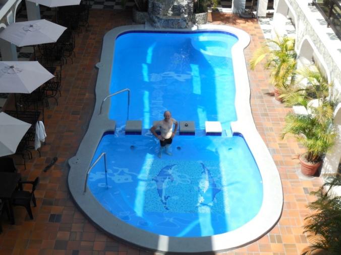Pool at Hotel King Palace 1
