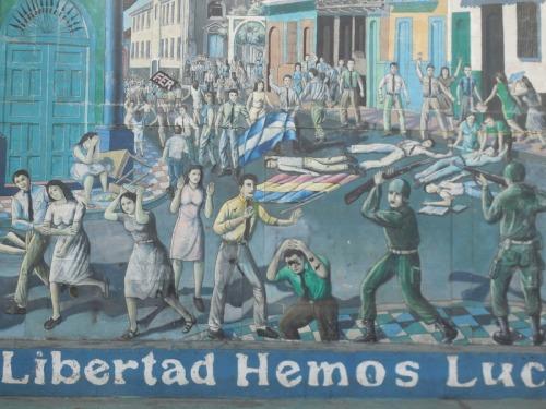 Revolution painting 1